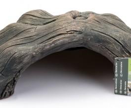 cuevas redondeadas para reptiles