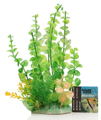 Plantas artificiales para terrario de reptiles